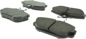Centric Parts Disc Brake Pad Set P/N:103.06010