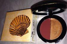 Duwop Pirates Caribbean Isla Sirena Seashell Lip Dual Lipstick Lipgloss *Relic*
