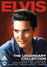 Elvis Presley: The Legendary Collection [1956] (DVD)