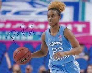 PARIS KEY Signed 8 x 10 Photo WNBA Basketball INDIANA FEVER North Carolina