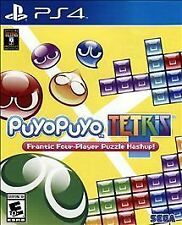 """Puyo Puyo Tetris (Sony PS4, 2017)  *Resealed after Target inserted Decals"""""""