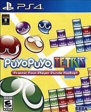Puyo Puyo Tetris (Sony PlayStation 4, 2017)