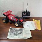 1986 NIKKO Turbo Aero RC Car & Remote - Working, Rough Read Description See Pics