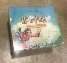 Harry Potter Quidditch Cup Wizards Booster Box 36 Packs SEALED Cards WOTC TCG!!!