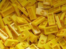 10 x LEGO Yellow Plate ref 3794 / Set 6753 4547 10002 8855 7775 6598 8460 8438..