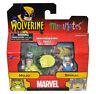 Marvel Minimates Series 72: Wolverine Comics - Mojo and Spiral - NEW MISB