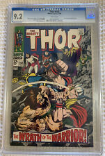 1967 Marvel Thor #152 CGC 9.2 Ulik & Destroyer Appearance