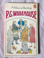 P G Wodehouse A Pelican At Blandings Penguin Paperback 1980