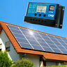 10/20/30A Controller Regolatore Di Carica 12V 24V Automatico USB Pannelli Solari