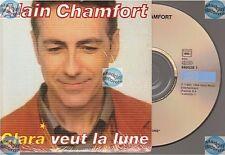 ALAIN CHAMFORT clara veut la lune CD SINGLE
