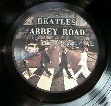 THE BEATLES ABBEY ROAD  VINYL LP RETRO BOWL HIGH QUALITY MORE LISTED IDEAL GIFT.