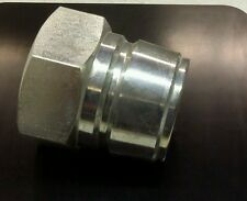 "Hansen Hyd Fitting 16-T51 Steel 2"" Female NPT"