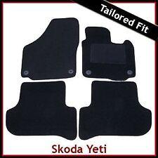 Skoda Yeti Tailored Fitted Carpet Car Mats (2009 2010 2011)