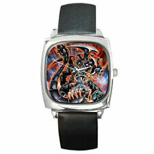 yu gi oh dark armed dragon ultimate leather watch