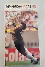Top 50 World Cup goals 94 soccer U.S.A. 1994  [VHS]