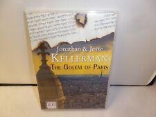 KELLERMAN -The Golem of Paris AUDIOBOOK MP3 CD COMPLETE & UNABRIDGED FREE S&H 57