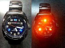MTM Blackhawk Special Ops Watch Titanium 45mm w/ Case