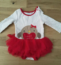 Christmas Outfit Baby 0-3 Months