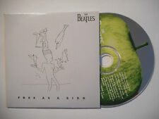 THE BEATLES : FREE AS A BIRD ♦ CD SINGLE PORT GRATUIT ♦