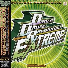Dance Dance Revolution Game Cd Music soundtrack Extreme Original Soundtrack Sou