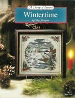 A Change of Seasons WINTERTIME Just Cross Stitch Cathy Livingston #166