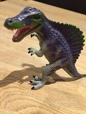 Gran modelo de Dinosaurio Spinosaurus de plástico 18 cm de largo x 13 cm de alto Jurassic Park