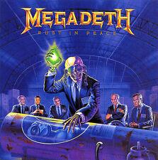 MEGADETH - RUST IN PEACE: CD ALBUM (2004)