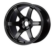 RAYS VOLK TE37 SAGA Forged wheels Black 7.5J-17 +44 5x100 set of 4 Made in JAPAN