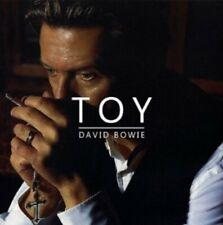 "DAVID BOWIE ""TOY"" DELUXE EDITION CD, UNRELEASED 2001 ALBUM, 4 BONUS LIVE TRACKS"