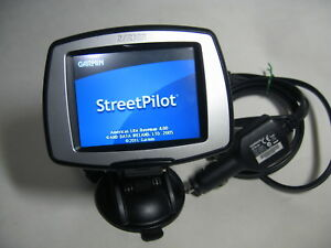 "Garmin StreetPilot C330 Portable 3.5"" Touch Screen GPS Navigation Receiver Unit"
