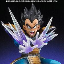 Bandai Dragonball Tamashii Figuart Zero Super Saiyan Vegeta Battle Figure