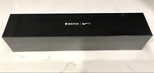 NEW Apple Watch Nike Series 3 GPS Cellular - 38mm - Silver/ Pure Platinum /Black