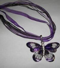 Rhinestone Enamel Alloy Chain Fashion Necklaces & Pendants