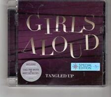 (HP639) Girls Aloud, Tangled Up - 2007 CD