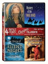 4 Family Stories: Christmas Classics (DVD, 2011, 2-Disc Set)