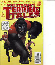 Tom Strong's Terrific Tales #5 comic 2003 Alan Moore