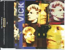 VICK - Ze houd van CD MAXI 4TR 1993 HOLLAND