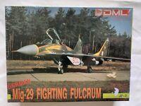 DML Mig-29 GERMAN FIGHTING FULCRUM JF-3 1:444 SCALE SEALED