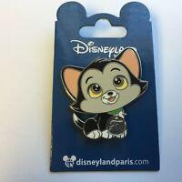 DLP Paris - Big Head - Figaro Disney Pin 129230