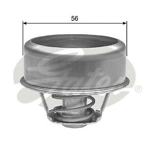 Gates Thermostat TH22375 fits Peugeot 404 1.6 (48kw), 1.6 (53kw), 1.6 (54kw),...