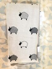 Baby Sheep ✧ THROW BLANKET by FROLICS KIDS COLLECTION ✧ 100% COTTON NWT