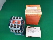 ASEA EG30-1 Contactor 110 voltios bobina 32 Amp