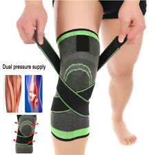3D Weaving Knee Brace Breathable Sleeve Support for Running Jogging Sports CE