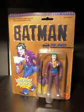 Batman 1989 The Joker with Curly Hair on Forehead RARE Action Figure ToyBiz DC