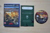 PS2 - Sniper Elite - (OVP, mit Anleitung)
