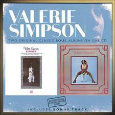 Valerie Simpson - Exposed / Valerie Simpson (NEW CD)
