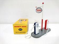 Pompe à essence ESSO - DINKY TOYS VOITURE MINIATURE GAS STATION - 49D