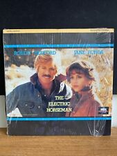 The Electric Horseman Laserdisc Letterboxed Edition