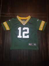 Baby Nike Green Bay Packers Rodgers Jersey 18 Months