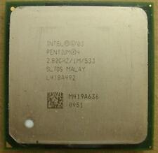 Intel Pentium 4 2.80 GHz CPU Socket 478 2.80 GHZ/1M/533